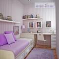 دکوراسیون داخلی اتاق خواب دخترونه