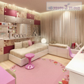 اتاق دخترانه خیلی خوشگل