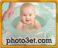 عکس در حمام نوزاد و خردسال