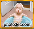 عکس نوزاد  چینی و ژاپنی