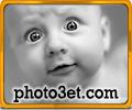 بچه خنده دار از بچه - فوتوست