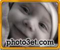 لبخند و خنده با مزه کودک