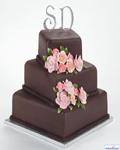 تصویر کیک شکلاتی مدل جدید 2011