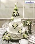 کیک عروسی خوشمزه
