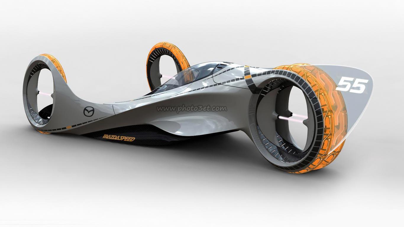 ماشین اسپرت سال 2012