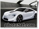 ماشین تیوتا سفید  خوشگل جدید