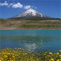 زیبایی های قله دماوند