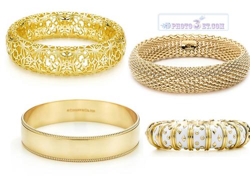گالری عکس دستبند - جواهرات زینتی