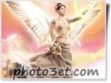 عکس فانتزی دختر فرشته خوشگل