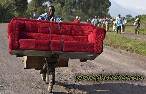 حمل و نقل خنده دار و بامزه