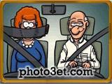قوانین جدید رانندگی - خنده دار
