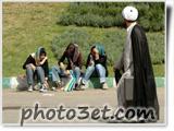 دختران بی حجاب ایرانی