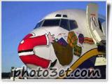 هواپیمای جدید خنده دار