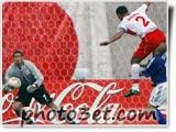 تصاویر جدید جوک و خنده دار از ورزش فوتبال