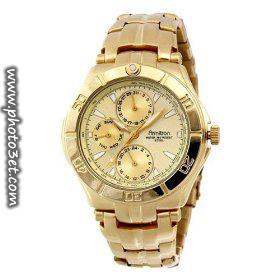 ساعت طلای مردانه