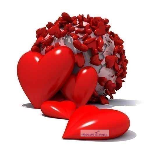 گالری عکس قلب