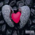 عکس قلب قرمز