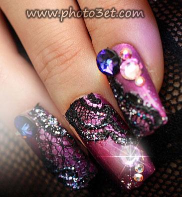 nail makeup gallery