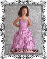 مدل لباس خوشگل بلند دختر بچه ها