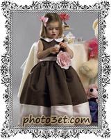 مدل دامن خوشگل دختر بچه ها