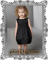 عکس بچه مو فرفری خوشگل و ناز