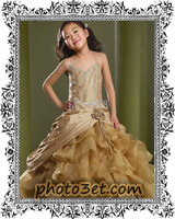 dresses little girl beautiful