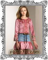 فوتوست - مدل لباس دختر نوجوان