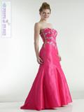 لباس قرمز و صورتی خوشگل