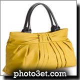 مدل کیف های زرد و خوشگل