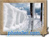 طبیعت زمستان