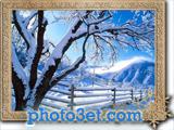 طبیعت فصل زمستان