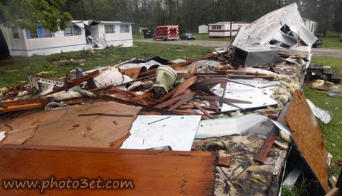 حوادث و  سوانح طوفان امریکا