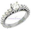 حلقه ازدواج الماس