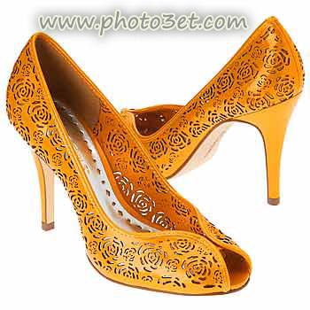 عکس خوشگلترین کفش دخترانه پاشنه بلند