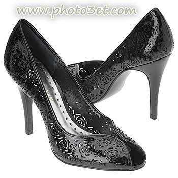 shoes girl woman
