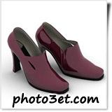 کفش زنانه و دخترانه براق خوشگل