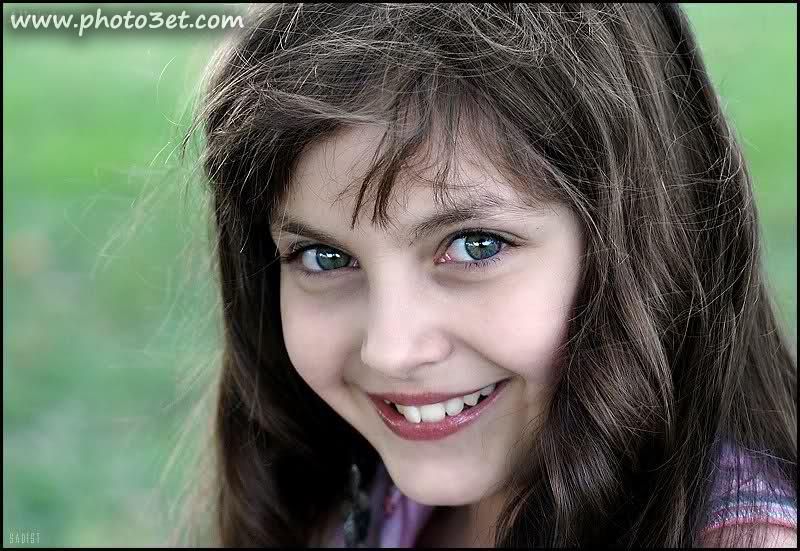 لبخند و خنده زیباترین دختر و زن دنیا