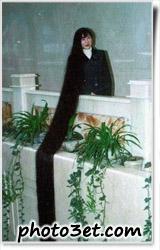بلند ترین موی دنیا